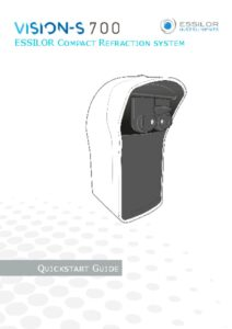 thumbnail of Vision-S 700 QuickStart Guide (US)