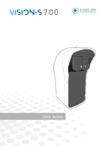 thumbnail of Vision-S 700 User Manual (US)